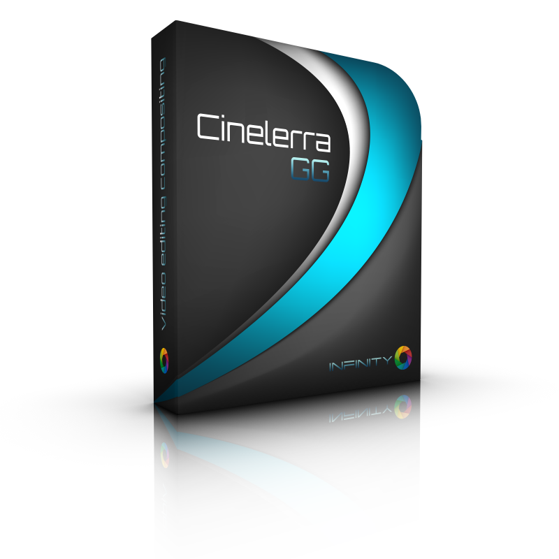 Cinelerra GG Infinity free video editing software for linux